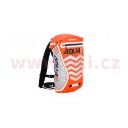 vodotěsný batoh Aqua V20 Extreme Visibility, OXFORD - Anglie (oranžová fluo/reflexní prvky, objem 20 l)