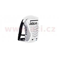 vodotěsný batoh Aqua V20 Extreme Visibility, OXFORD - Anglie (bílá/šedá/reflexní prvky, objem 20 l)