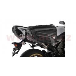 boční brašny na motocykl P50R, OXFORD - Anglie (černé, objem 50 l, pár)
