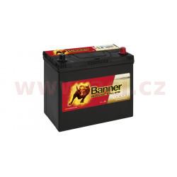 55Ah baterie, 460A, pravá BANNER RUNNING BULL EFB 238x129x203(225)  (pro vozidla Mazda, Mitsubishi, Nissan, Subaru, Toyota)