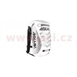 vodotěsný batoh Aqua V12 Extreme Visibility, OXFORD - Anglie (bílá/šedá/reflexní prvky, objem 12 l)