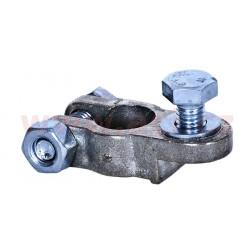 bateriová svorka - (Peugeot) s vrstvou olova 15.9mm