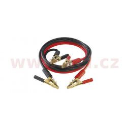 Startovací kabely  pro osobní automobily profi - délka 3m, průřez 25mm2 GYS (Francie)