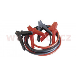 Startovací kabely pro osobní automobily ze 100% mědi - 500 A, délka 3.5m, průřez 25mm  GYS (Francie)