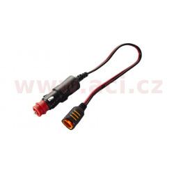 CTEK konektor Cig-Plug, do 8A, 12-21mm, pro nabíjení přes cigaretovou zásuvku ve voze