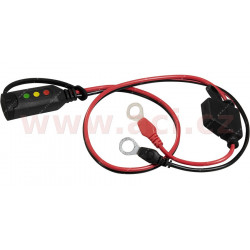 CTEK konektor Komfort M8 s indikací stavu baterie