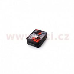 kufr na brýle MageMO, 100% - USA (černá/červená)